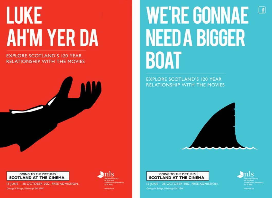 National Library of Scotland - Posters